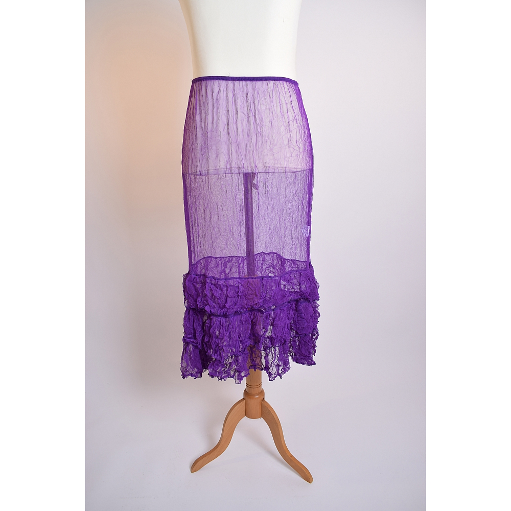 Amandine Petticoat Onderrok Paars 1 (42/48)
