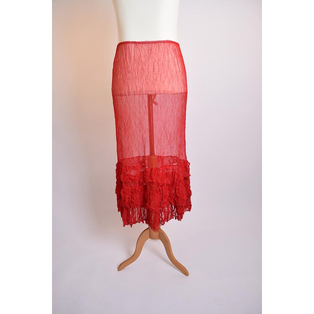 Amandine Petticoat Onderrok Rood 1 (42/48)
