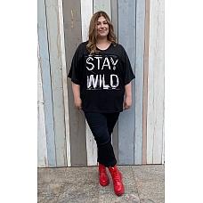 Seranessa Shirt Stay Wild