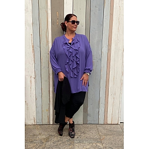 Only-M Blouse/Tuniek Roezel Violetta