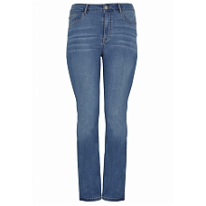 YOEK Jeans 5 Pocket Straight Leg Indigo