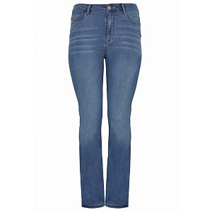 YOEK Jeans 5 Pocket Straight Leg Indigo