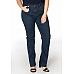 YOEK Jeans 5 Pocket Straight Leg Dark Indigo